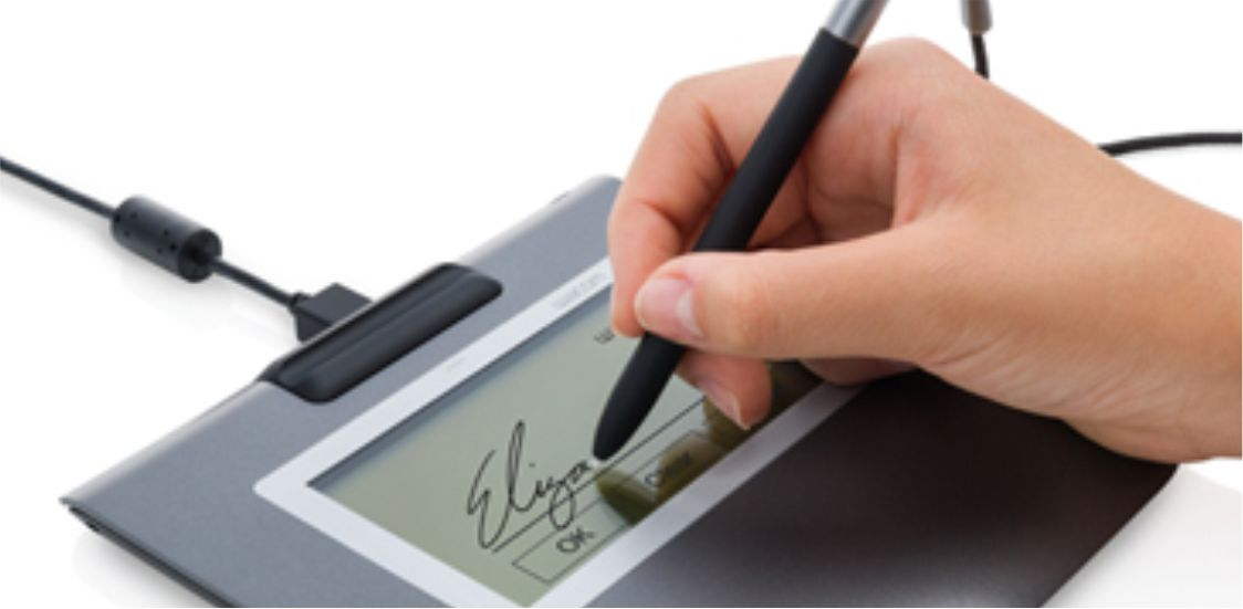 how to make digital signiture